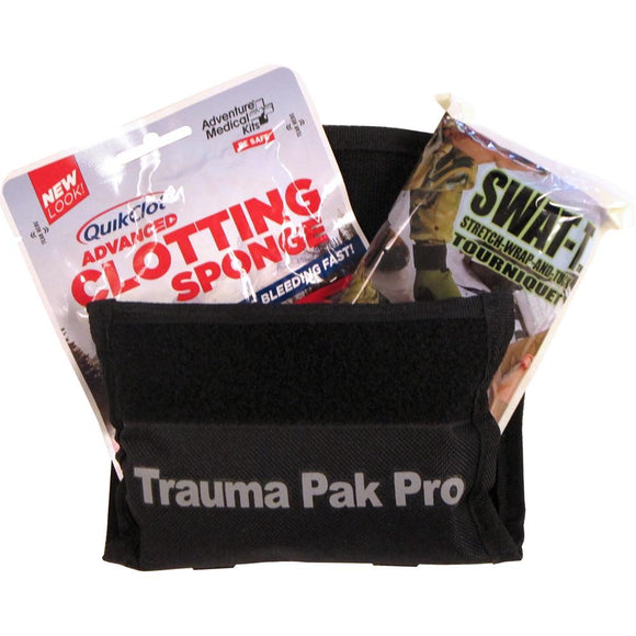 Adventure Medical Trauma Pak Pro w/Torniquet [2064-0293] - Point Supplies Inc.