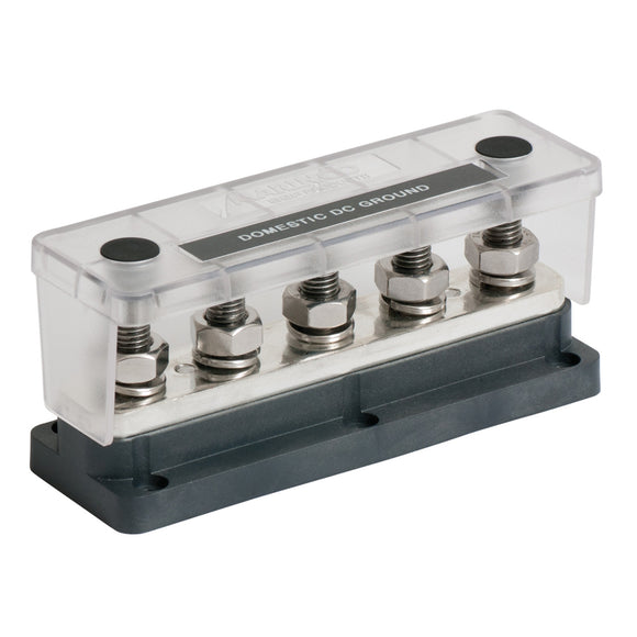 BEP Pro Installer 5 Stud Bus Bar - 650A [777-BB5S-650] - point-supplies.myshopify.com