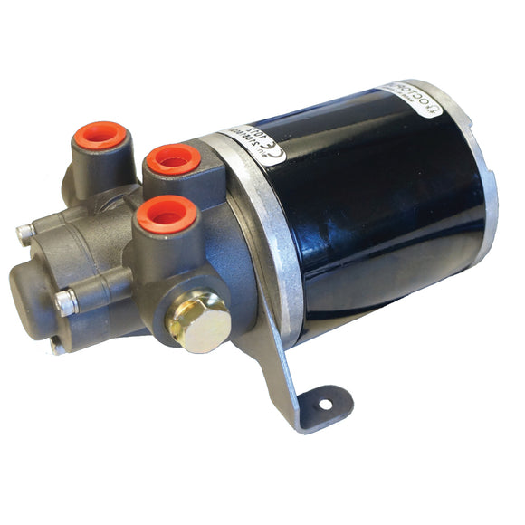 Octopus Hydraulic Gear Pump 12V 10-15CI Cylinder [OCTAFG1012] - Point Supplies Inc.