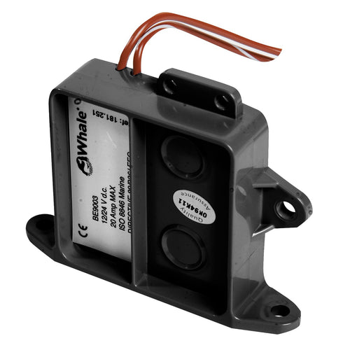 Whale Electric Field Bilge Switch With Time Delay [BE9006]-Whale Marine-Point Supplies Inc.