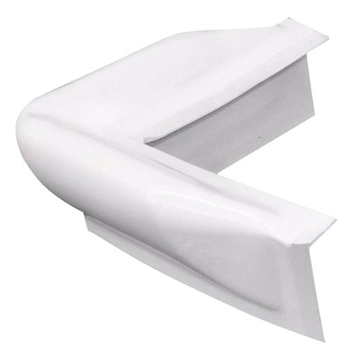 Dock Edge Dock Bumper Corner Dockguard - White [73-103-F]-Dock Edge-Point Supplies Inc.
