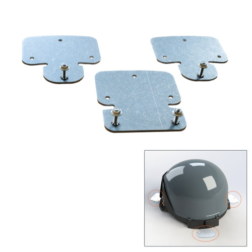 KING Removable Roof Mount Kit [MB600]-KING-Point Supplies Inc.