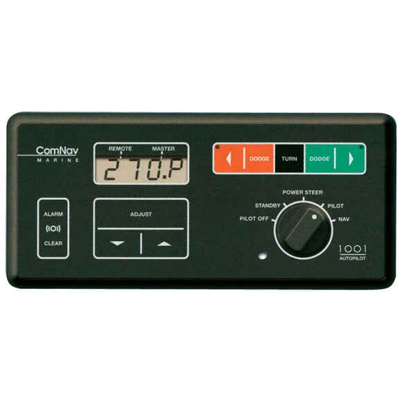 ComNav 1001 Autopilot w/Magnetic Compass Sensor & Rotary Feedback [10040001] - Point Supplies Inc.