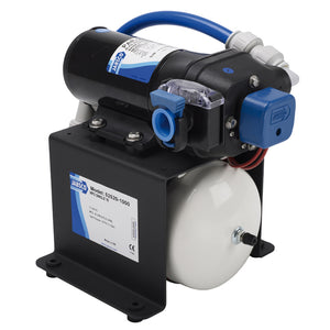 Jabsco Sinlge Stack Water System - 4.8 GPM - 40PSI - 12V [52520-1000] - Point Supplies Inc.