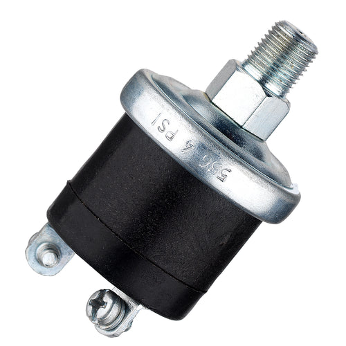 VDO Pressure Switch 4 PSI Normally Closed Floating Ground [230-504]-VDO-Point Supplies Inc.