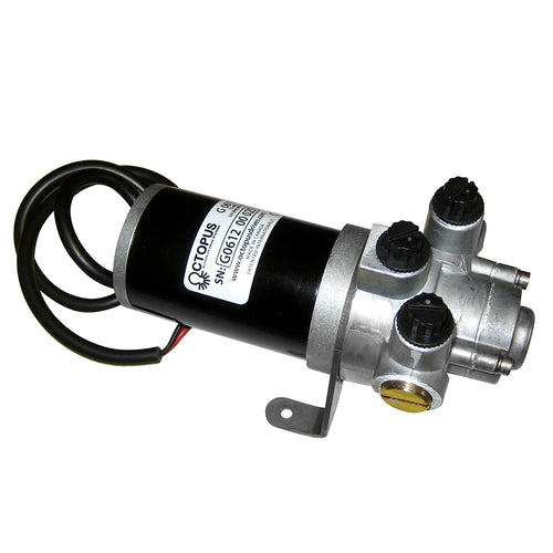 SI-TEX 12CI Hydraulic Gear Pump - 12V - 6-9CI Cylinder [OCTAFG0612] - point-supplies.myshopify.com