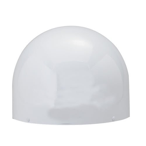 KVH Replacement Radome Top f-M1 or TV1 - Top Half Only [72-0589-01] - point-supplies.myshopify.com