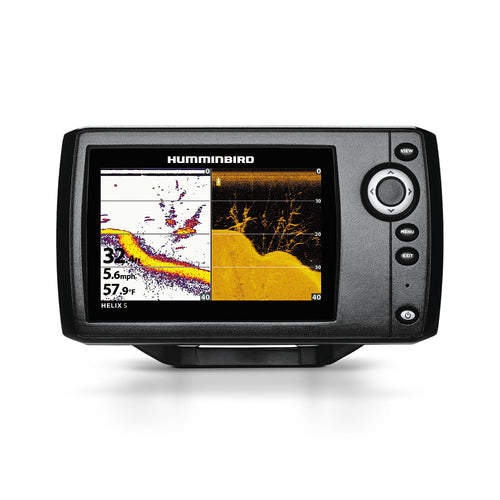 Humminbird HELIX 5 DI G2 Fishfinder [410200-1] - point-supplies.myshopify.com