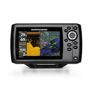 Humminbird HELIX 5 Chirp DI GPS G2 Combo [410220-1] - Point Supplies Inc.