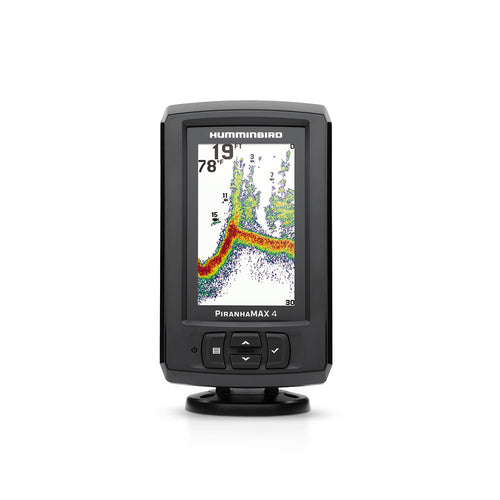 Humminbird Piranhamax 4 [410150-1] - point-supplies.myshopify.com