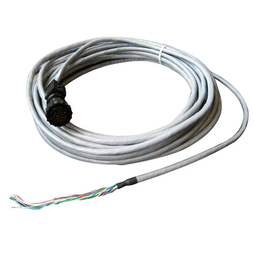 KVH Data Cable f-TracVision 4, 6, M5, M7 & HD7 - 100' [S32-0619-0100]-KVH-Point Supplies Inc.