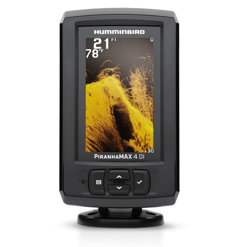 Humminbird Piranhamax 4 DI [410160-1] - point-supplies.myshopify.com