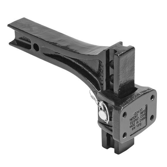 Draw-Tite Adjustable Pintle Mount [63072] - Point Supplies Inc.