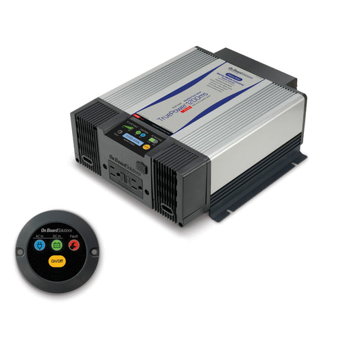 ProMariner TruePower Plus Modified Sine Wave Inverter - 1200W [06120] - point-supplies.myshopify.com