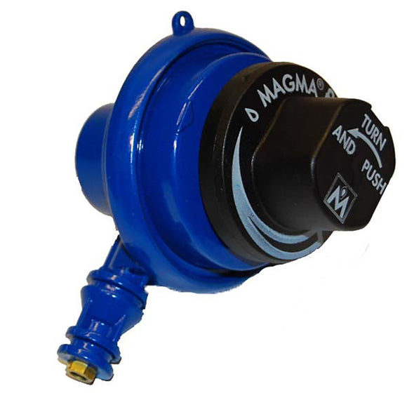 Magma Control Valve Regulator X-Low Output f/Trailmate Grill Fits A10-801 [10-262] - Point Supplies Inc.