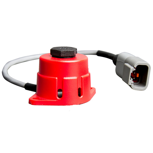 Xintex Propane & Gasoline Sensor - Red Plastic Housing [FS-T01-R] - point-supplies.myshopify.com