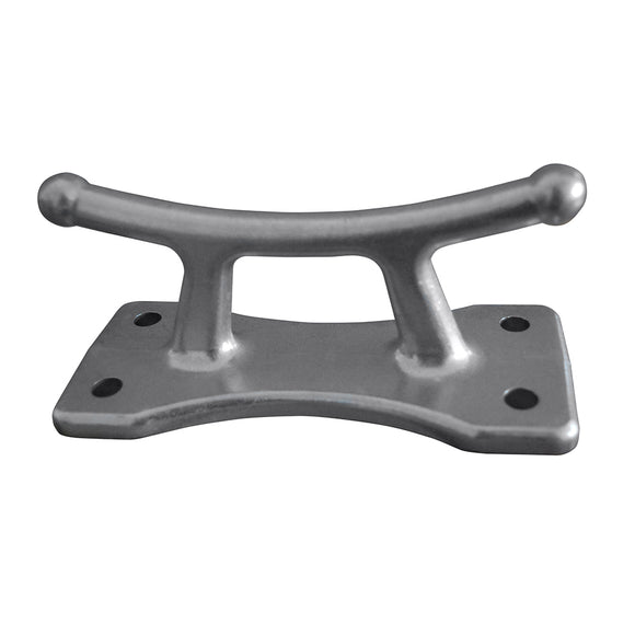 Dock Edge Classic Cleat - Aluminum Polished - 6-1/2