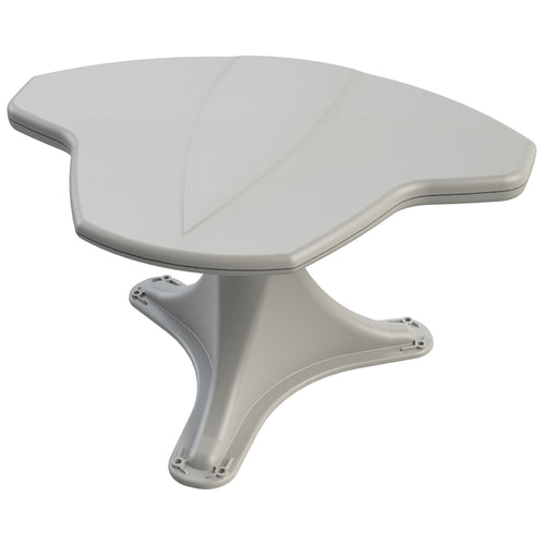 KING Jack w-Mount Directional HDTV Antenna w-Signal Finder - White [OA8500] - point-supplies.myshopify.com