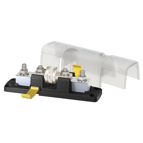 Blue Sea 5502100 Class T Fuse Block w-Insulating Cover - 225 to 400A [5502100]-Blue Sea Systems-Point Supplies Inc.