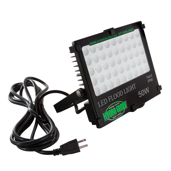 Hydro Glow FL50 50W/120VAC Flood Light - Green [FL50] - Point Supplies Inc.