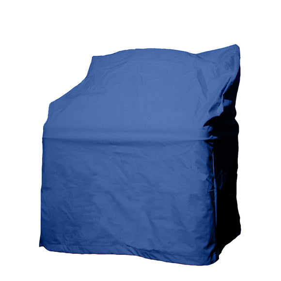 Taylor Made Medium Center Console Cover - Rip/Stop Polyester Navy [80410] - Point Supplies Inc.