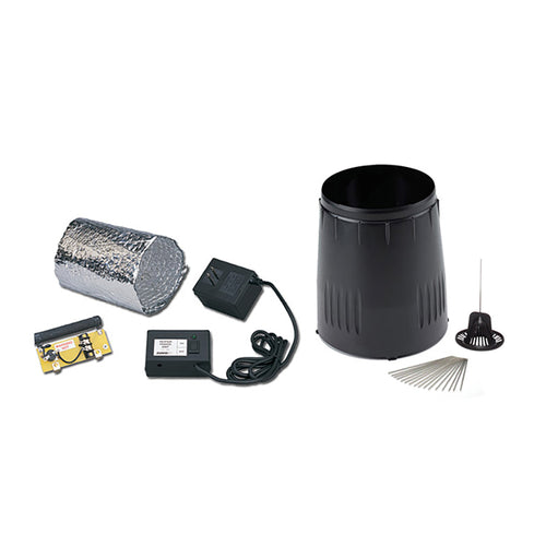 Davis Rain Collector Cone & Heater f-AeroCone - *Not For Use With Classic Rain Cone [7721] - point-supplies.myshopify.com