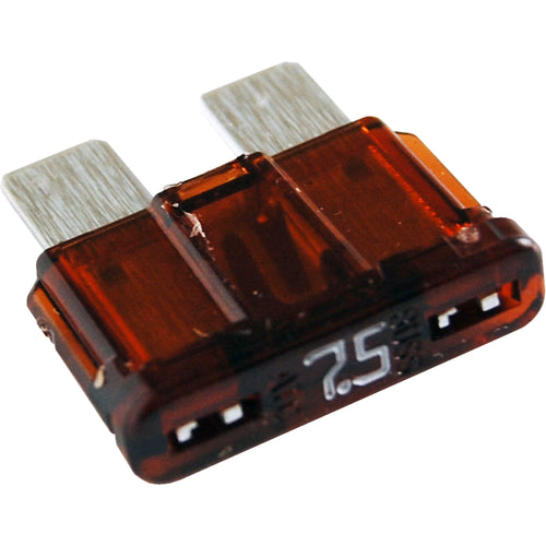 Blue Sea ATO-ATC Fuse Pack - 7.5 Amp - 25-Pack [5240100]-Blue Sea Systems-Point Supplies Inc.