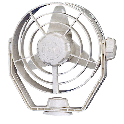 Hella Marine 2-Speed Turbo Fan - 12V - White [003361022]-Hella Marine-Point Supplies Inc.