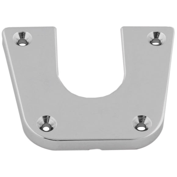 TACO Stainless Steel Mounting Bracket f/Side Mount Table Pedestal [F16-0080] - Point Supplies Inc.