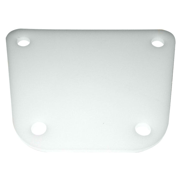 TACO Backing Plate f/F16-0080 [F40-0018WHC-A] - Point Supplies Inc.