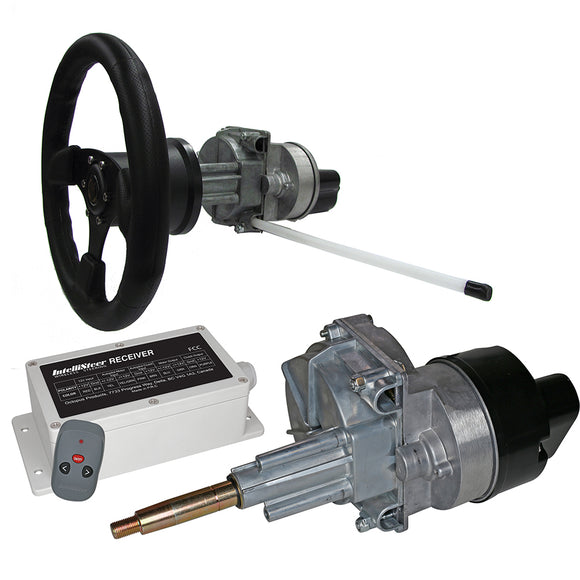 Intellisteer Type S f/Straight Shaft Helms f/Cable Steered Boats w/Dash Mounted Wheel [INTTYPES] - Point Supplies Inc.