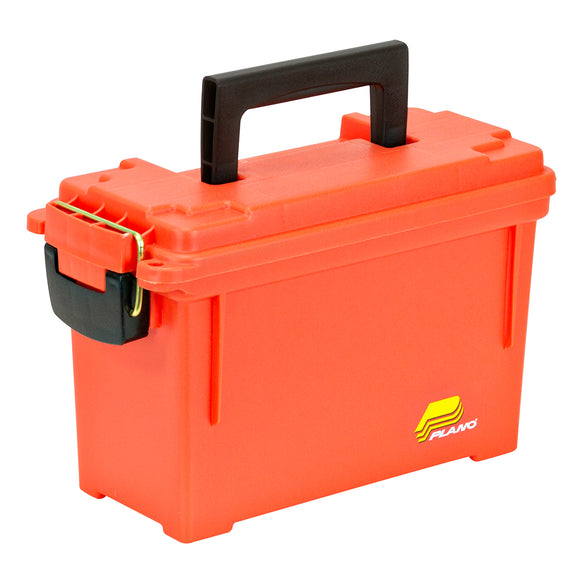 Plano 1312 Marine Emergency Dry Box - Orange [131252] - Point Supplies Inc.