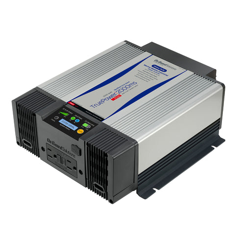 ProMariner Modified Sine Wave Inverter - 2000W [06200] - point-supplies.myshopify.com