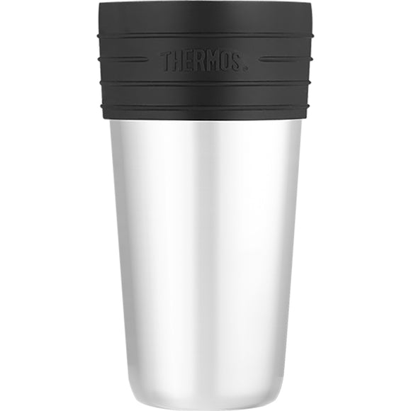Thermos Vacuum Insulated Stainless Steel Coffee Cup Insulator - 20oz [JCF600SS4] - Point Supplies Inc.