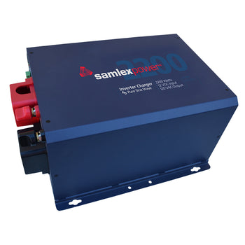 Samlex 2200W Pure Sine Inverter-Charger - 12V [EVO-2212]-Samlex America-Point Supplies Inc.