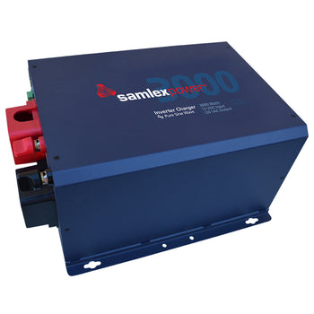Samlex 3000W Pure Sine Inverter-Charger - 12V [EVO-3012]-Samlex America-Point Supplies Inc.