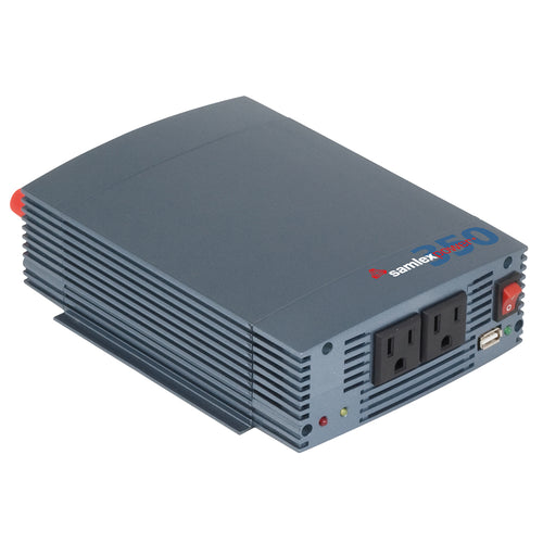 Samlex 350W Pure Sine Wave Inverter - 12V [SSW-350-12A] - point-supplies.myshopify.com