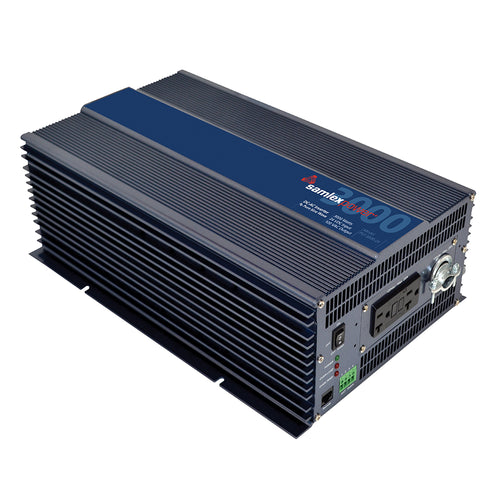 Samlex 3000W Pure Sine Wave Inverter - 24V [PST-3000-24] - point-supplies.myshopify.com