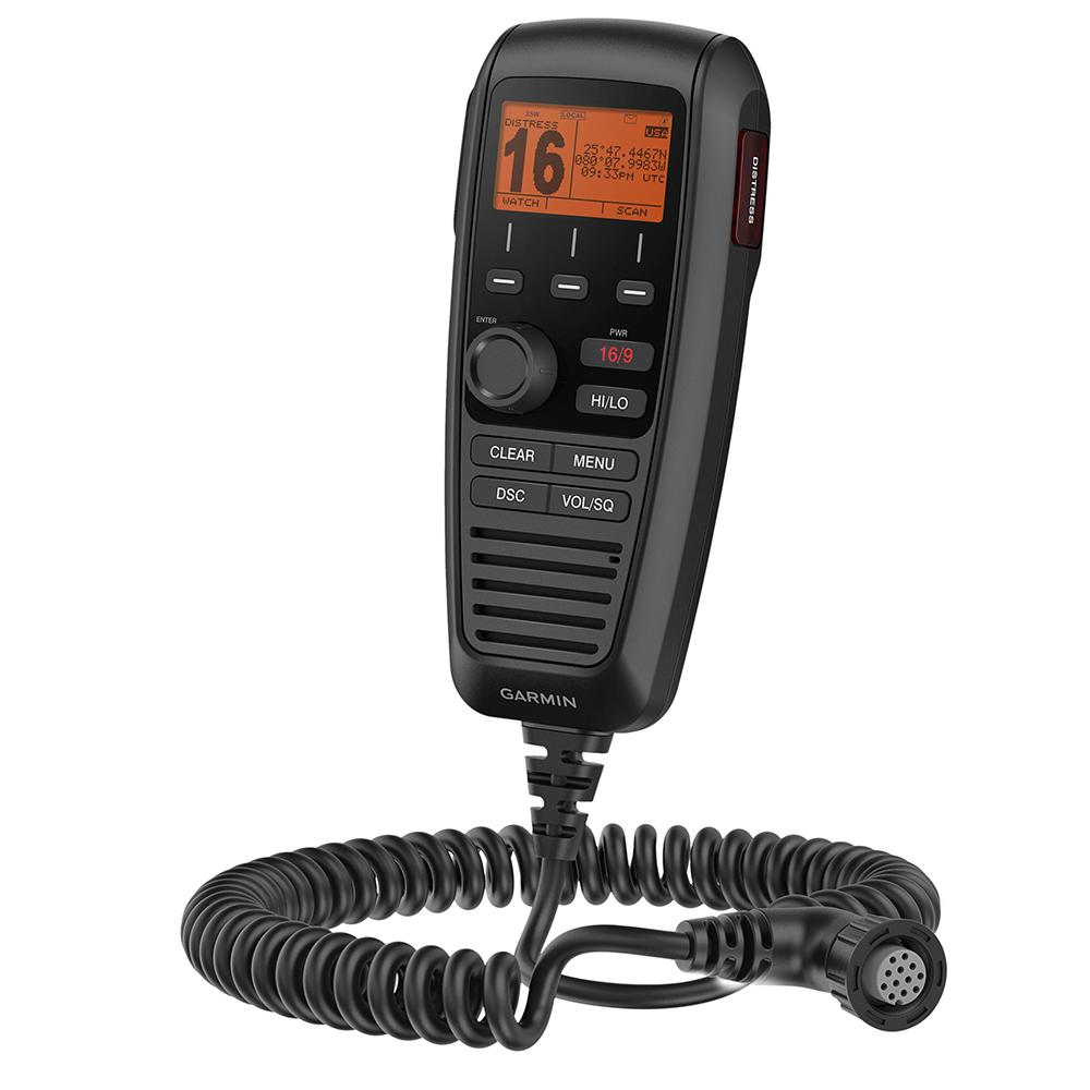 Garmin GHS 11 Wired VHF Handset [010-01759-00] - point-supplies.myshopify.com