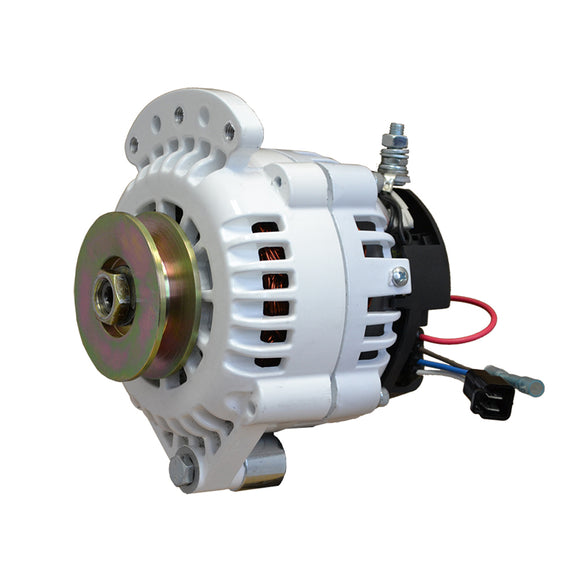 Balmar 621 Series Alternator - Spindle Mount(Single Foot) - 100A - 12V [621-100-SV] - Point Supplies Inc.