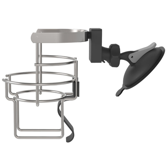 Xventure Griplox Suction Mount Drink Holder [XV1-966-2] - point-supplies.myshopify.com