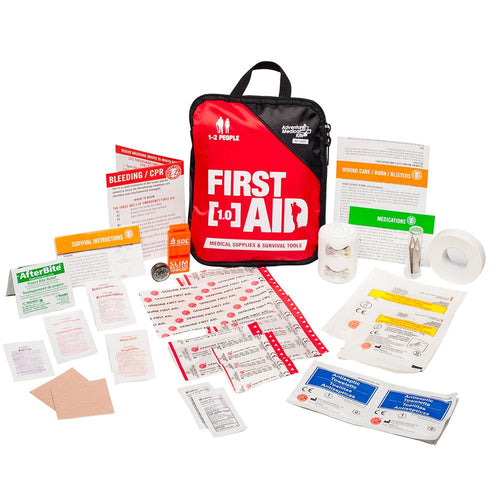 Adventure Medical Adventure First Aid Kit - 1.0 [0120-0210] Adventure Medical Kits Point Supplies Inc.