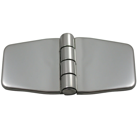 Southco Stamped Covered Hinge - 316 Stainless Steel - 1.4