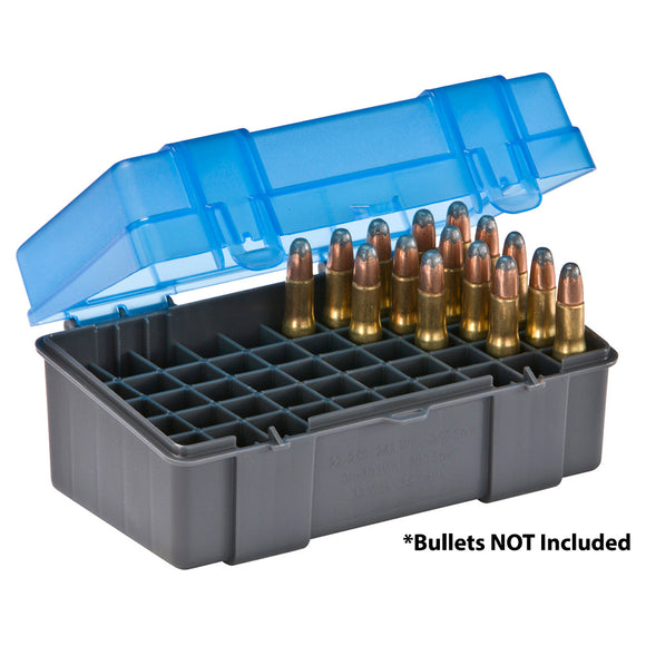 Plano 50 Count Small Rifle Ammo Case [122850] - Point Supplies Inc.