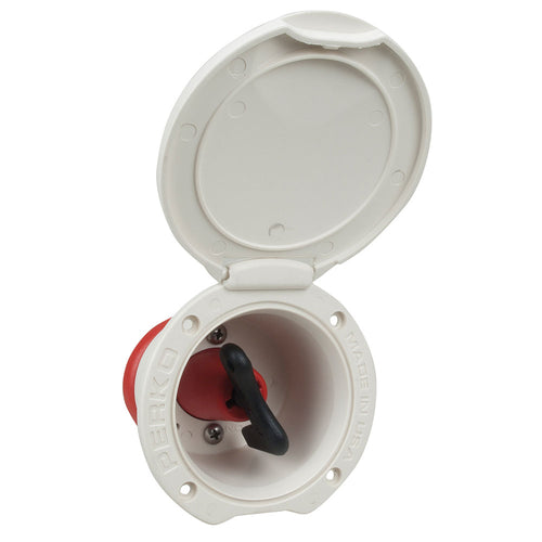 Perko Single Battery Disconnect Switch - Cup Mount [9621DPC] - point-supplies.myshopify.com