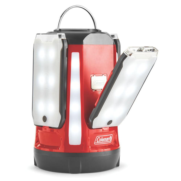 Coleman Quad Pro 800L LED Panel Lantern [2000030727] - Point Supplies Inc.