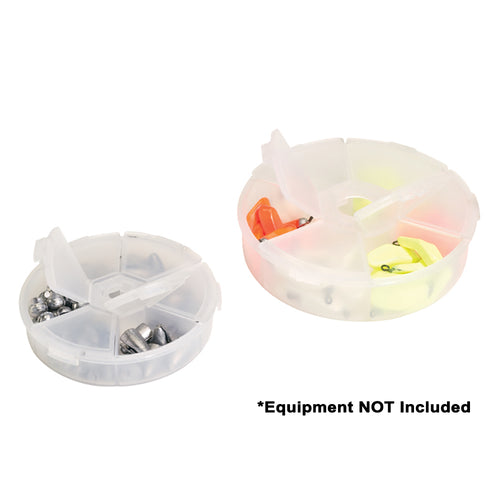 Plano Round Terminal Organizer - Clear [104100]-Plano-Point Supplies Inc.