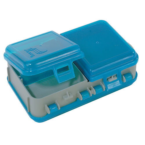 Plano Double-Sided Adjustable Tackle Organizer Small - Silver-Blue [171301]-Plano-Point Supplies Inc.