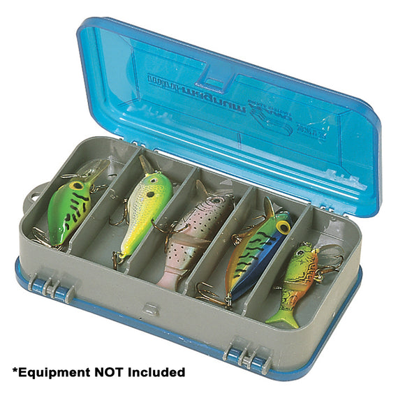 Plano Double-Sided Tackle Organizer Small - Silver/Blue [321309] - Point Supplies Inc.