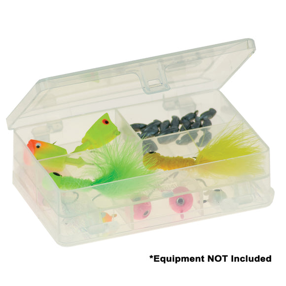 Plano Pocket Tackle Organizer - Clear [341406] - Point Supplies Inc.